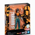 Figura Android 17 Eece Dragon Ball Sh Figuarts