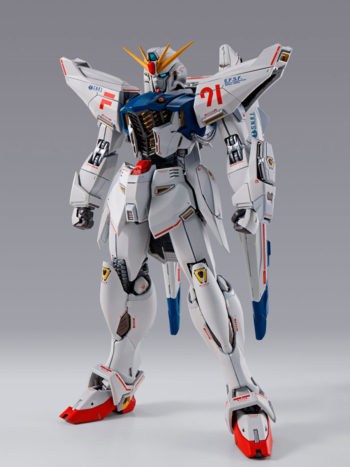 Figura Gundam Formula 91 Chronicle White Gundam Mobile Suit Gundam