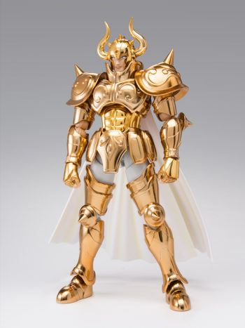 Figura Taurus Aldebaran Original Color Edition Saint Seiya Saint Seiya Myth Cloth Ex