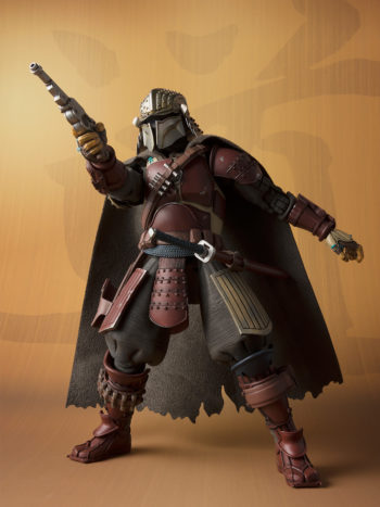 Figura The Mandalorian Ronin Star Wars Meisho Movie Realization Exclusive