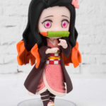 Figura Nezuko Kamado Demon Slayer Figuarts Mini