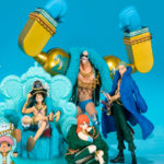 Figura One Piece Vol.2 Display Blind Box One Piece Tamashii Box