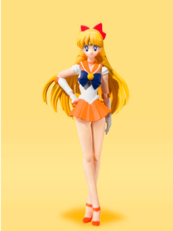 Figura Sailor Venus Pretty Guardian Ace Sailor Moon Sh Figuarts