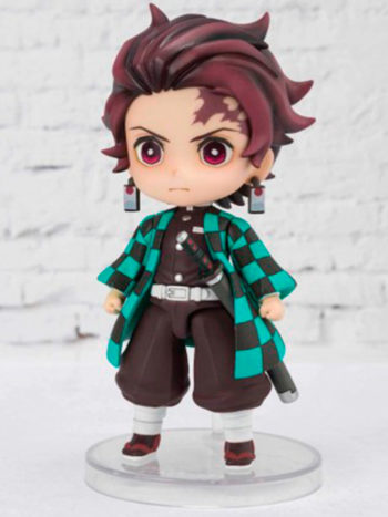 Figura Tanjiro Kamado Demon Slayer Figuarts Mini
