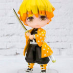 Figura Zenitsu Agatsuma Demon Slayer Figuarts Mini